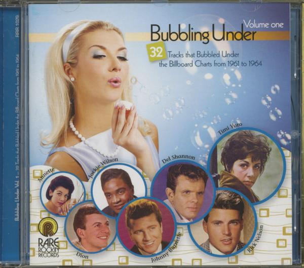 Bubbling Under, Vol.1 - Billboard 1961-64 (CD)