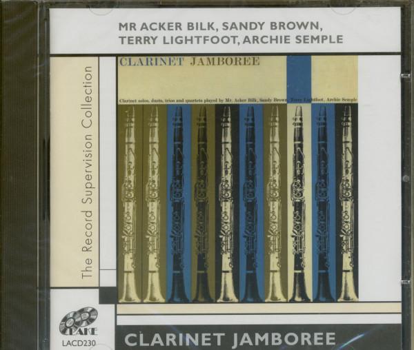 Clarinet Jamboree (CD)