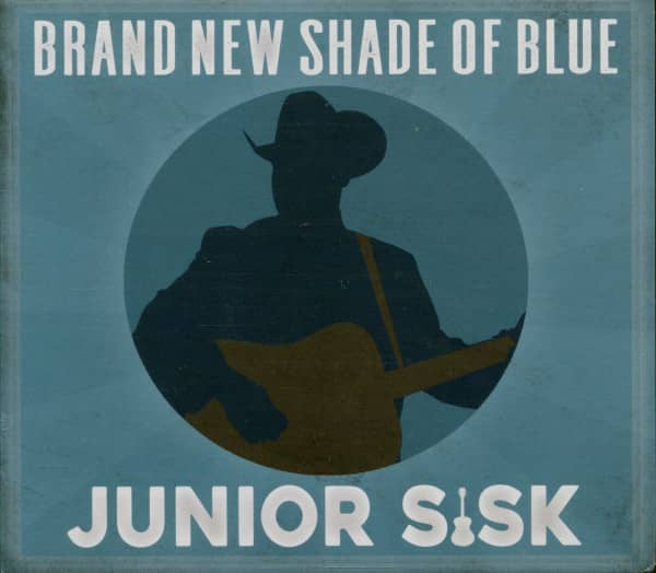 Brand New Shade Of Blue (CD)