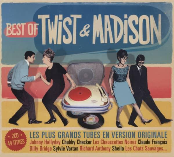 Best Of Twist & Madison (2-CD)