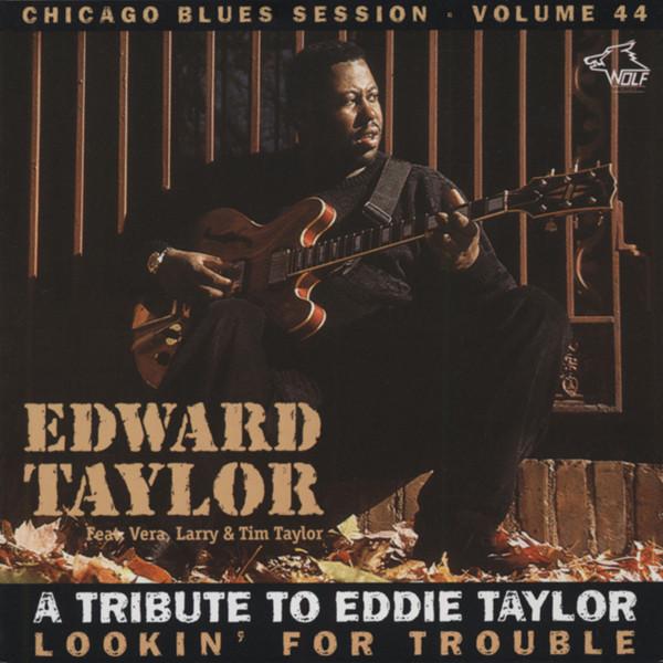 Tribute To Eddie Taylor (CD)