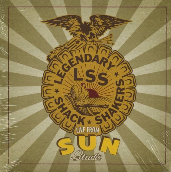 Live From Sun Studio (LP)
