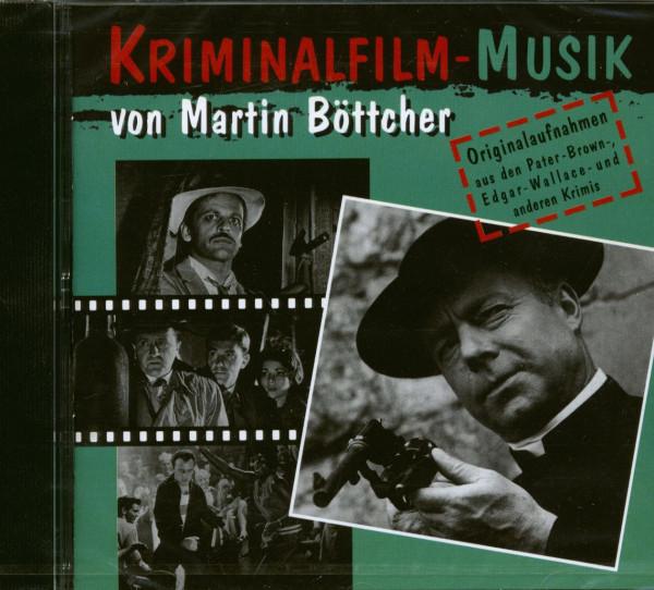 Kriminalfilmmusik (CD)