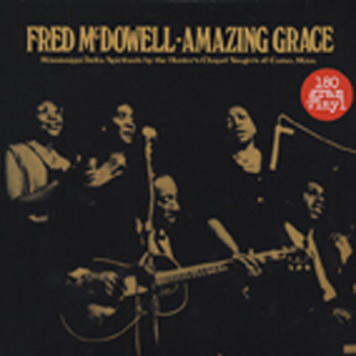 Amazing Grace (LP. Ltd, Gold Vinyl)