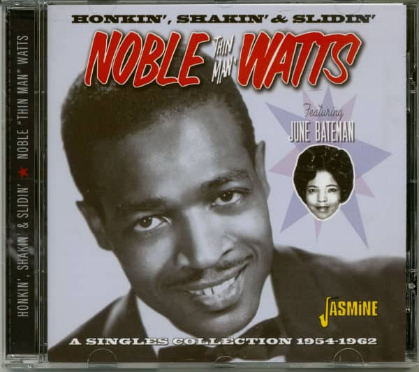 Honkin' Shakin' & Slidin' (CD)