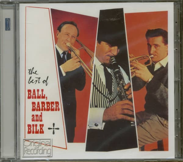 The Best Of Ball, Barber & Bilk (CD)
