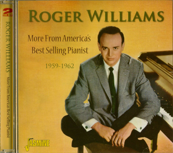 More From America's Best Selling Pianist (2-CD)