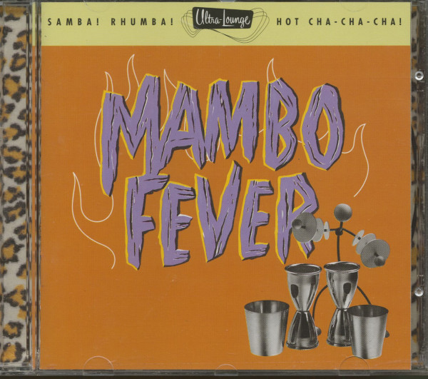 Ultra Lounge - Mambo Fever, Vol.2 (CD)