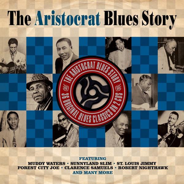 Aristocrat Blues Story (2-CD)