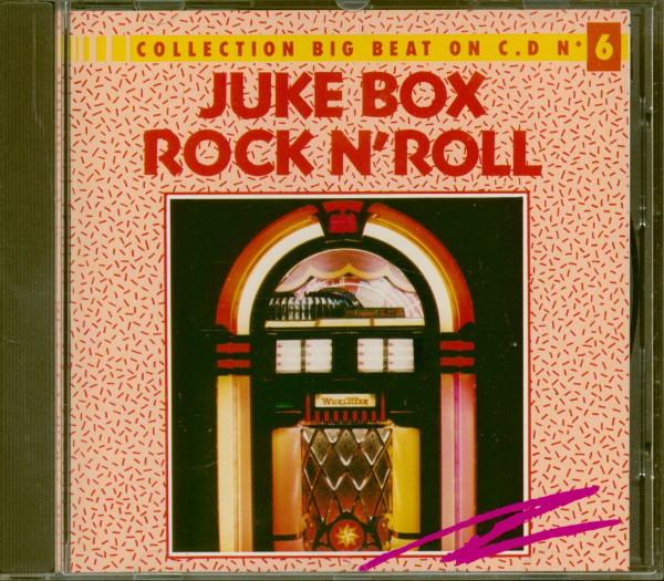 Juke Box Rock'n'Roll (CD)