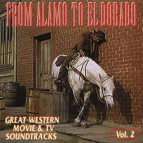 From Alamo To El Dorado - Great Western, Movie & TV Soundtracks (CD)
