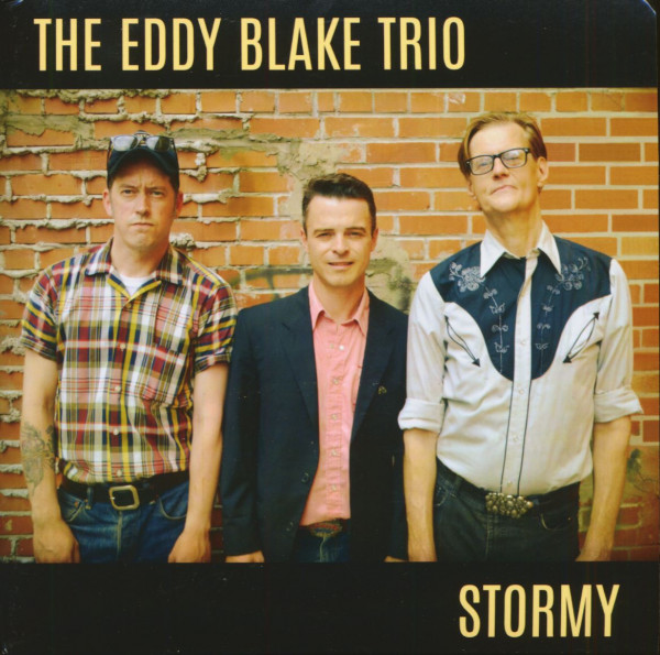 Stormy (7inch, EP, 45rpm, PS, SC, Ltd.)
