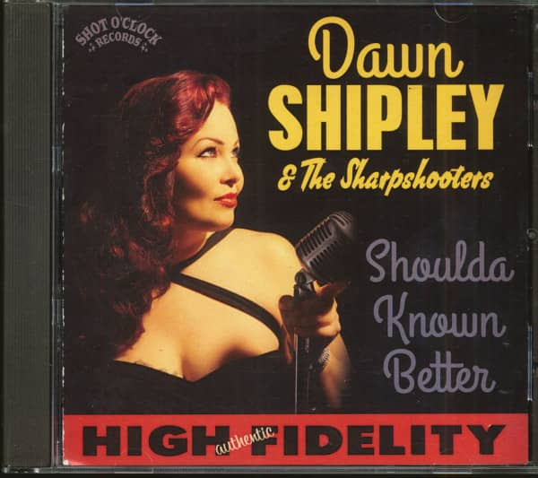 Shoulda Known Better (CD)