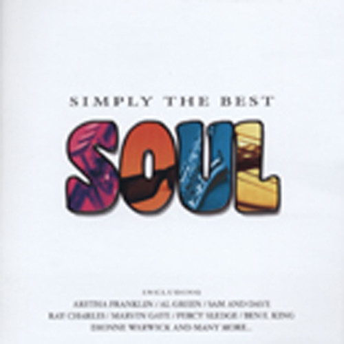 Simply The Best - Soul (2-CD)