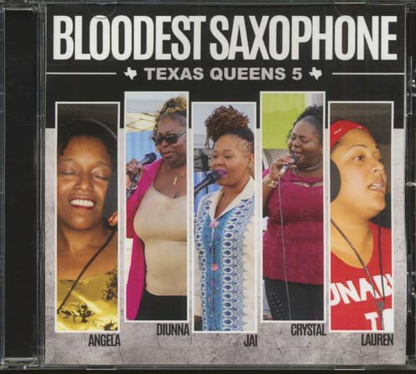 Texas Queens 5 (CD)