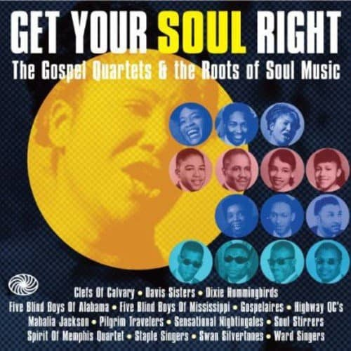 Get Your Soul Right (3-CD)