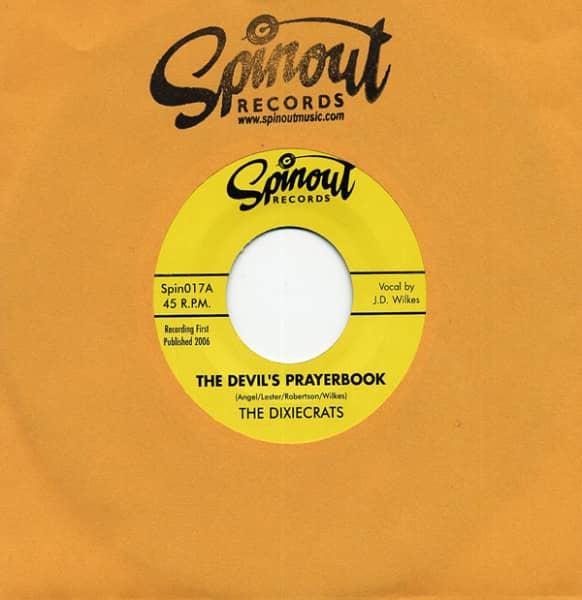 Devil's Prayerbook - The Cock O'The Walk 7inch, 45rpm