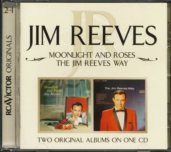 Moonlight And Roses - The Jim Reeves Way (CD)