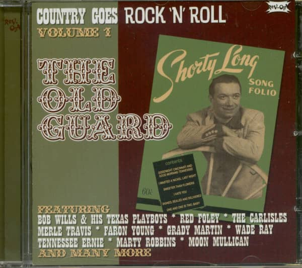 Country Goes Rock & Roll Vol.1