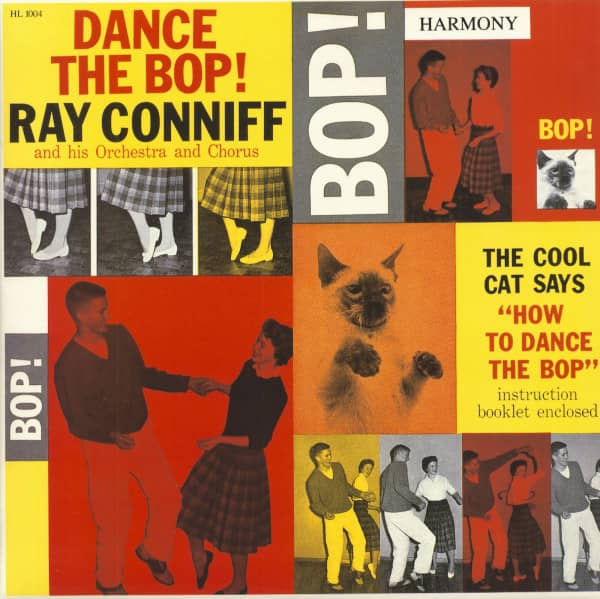 Dance To The Bop (LP)