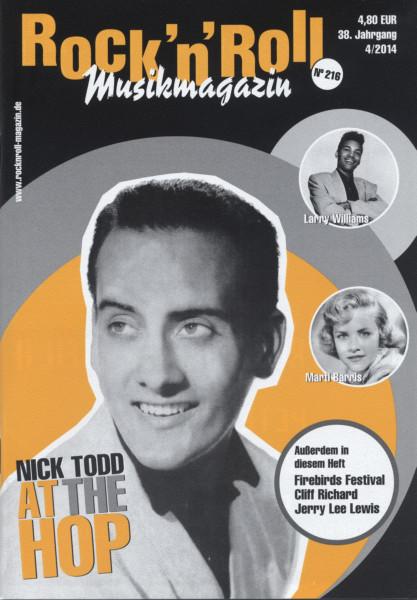 Musikmagazin #216