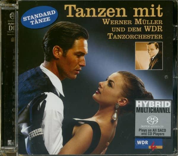 Tanzen mit Werner Müller und dem WDR Tanzorchester (CD)