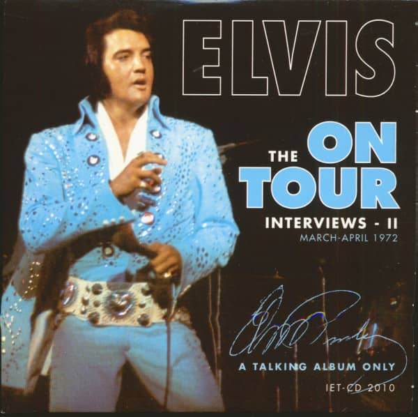 The On Tour Interviews 2 (CD)