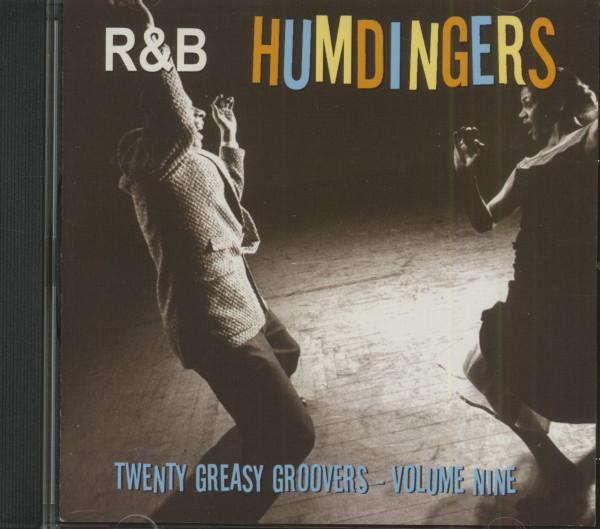 R&B Humdingers Vol.9 (CD)