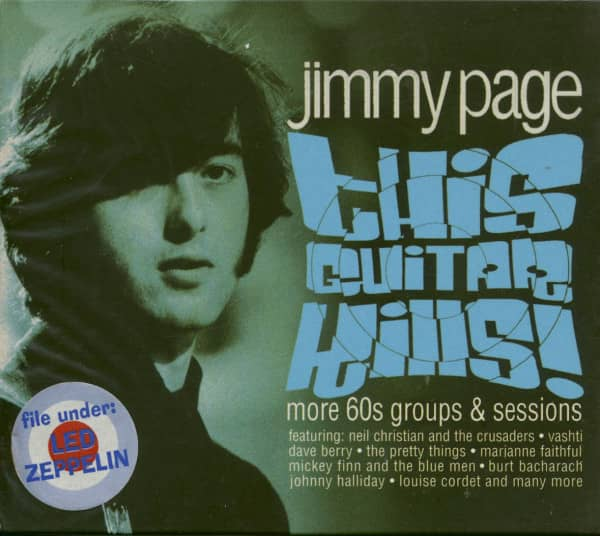 This Guitar Kills! More 60s Groups & Sessions (2-CD)