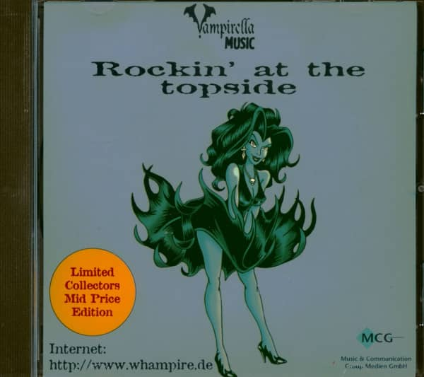 Rockin' At The Topside (CD)
