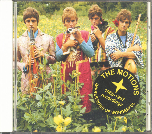 Impressions Of Wonderful 1965-1967 (CD)