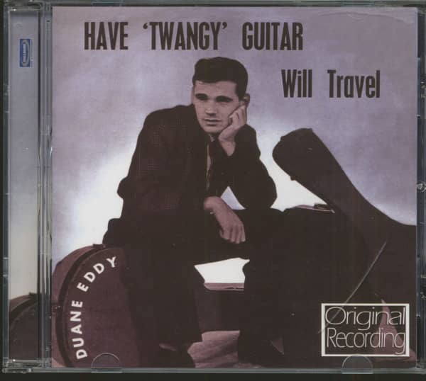 Have Twangy Guitar, Will Travel (CD)