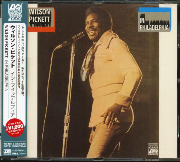 In Philadelphia (CD, Japan)