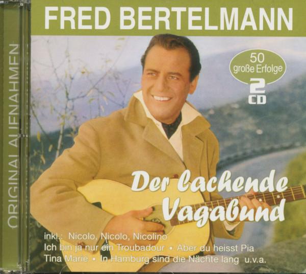 Der Lachende Vagabund - 50 Große Erfolge (2-CD)