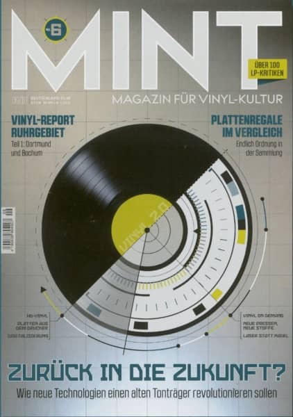 Mint Magazin #6, September 2016