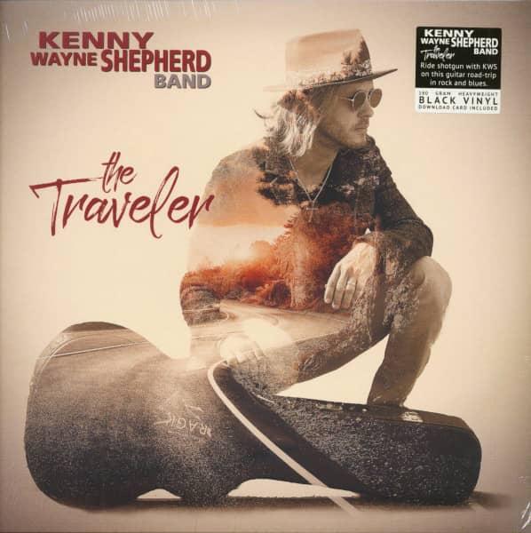 The Traveler (LP, 180g Vinyl & Download)
