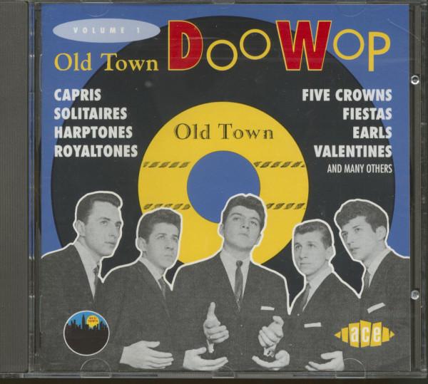 Old Town Doo-Wop (CD)