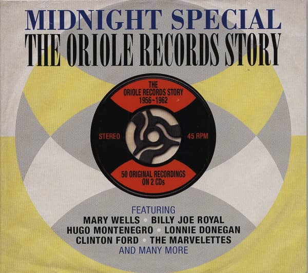 Midnight Special - Oriole Records Story (2-CD)