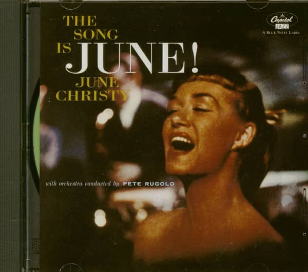 This Song Is June (CD)