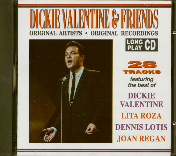 Dickie Valentine And Friends (CD)