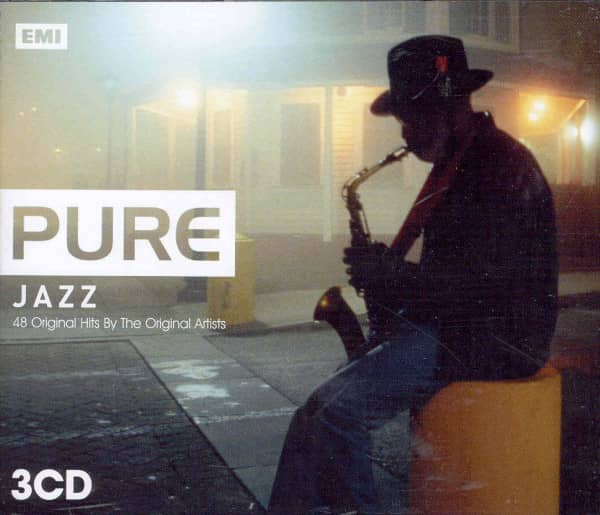 Pure Jazz 3-CD