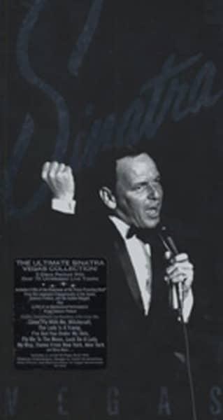 Vegas Box (4-CD - 1-DVD) Longbox (1)