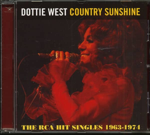 Country Sunshine - The RCA Hit Singles 1963-1974 (CD)