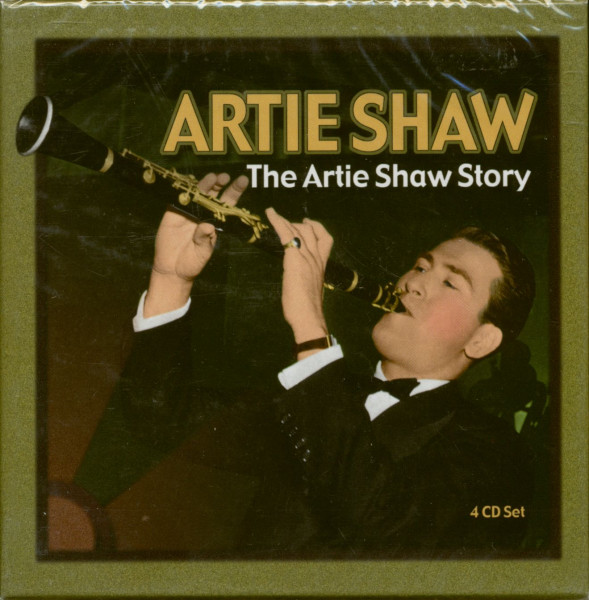 The Artie Shaw Story (4-CD)