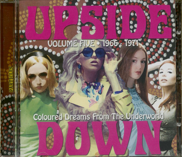 Upside Down Vol.5 (CD