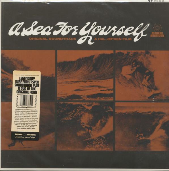 A Sea For Yourself - Original Sountrack (2-LP & DVD)