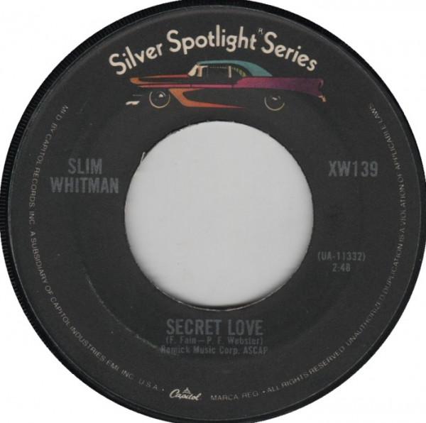 Rose Marie - Secret Love 7inch, 45rpm