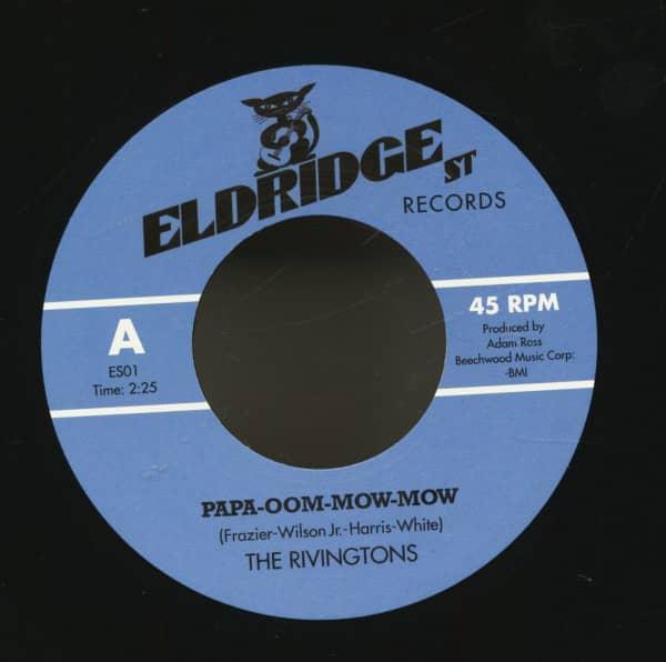 Papa-Oom-Mow-Mow - Papa-Oom-Mow-Mow The Bird (7inch, 45rpm, BC)