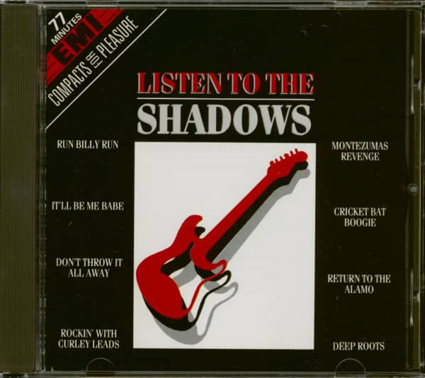 Listen To The Shadows (CD)