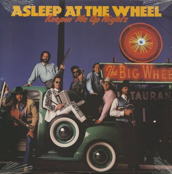 Keepin' Me Up Nights (LP)